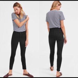 Everlane High Rise Skinny Jean